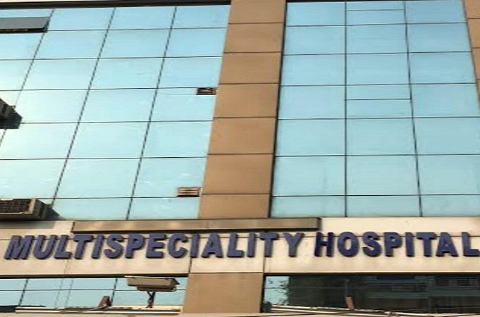 Running Hospital on Lease in delhi