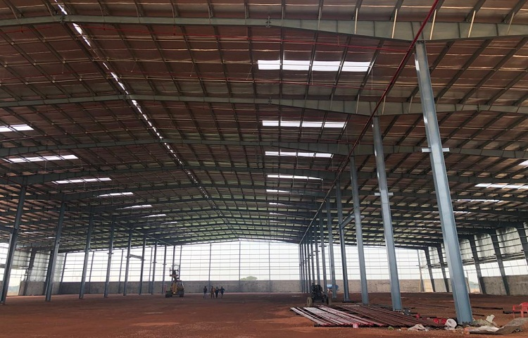 Warehouse on lease in Bilaspur
